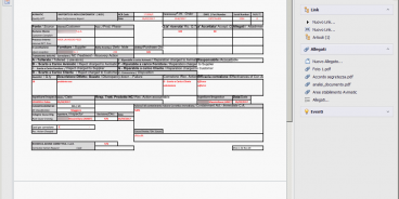 non compliance report - Excel model